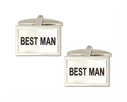 41RO5hT8cRL UK BEST BUY #1Best Man Cufflinks. Premium Quality Cufflinks from the Dalaco Celebration Collection. Luxury cuff links from the unsurpassed Dalaco range, with high quality presentation box and pen. Made in England. price Reviews uk