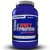 Proteinas Whey isolate 100% proteina de suero hidrolizada de alta calidad - 908g -Aumenta el...