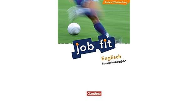 Job Fit Englisch Baden Württembergbej A2 Schülerbuch Mit