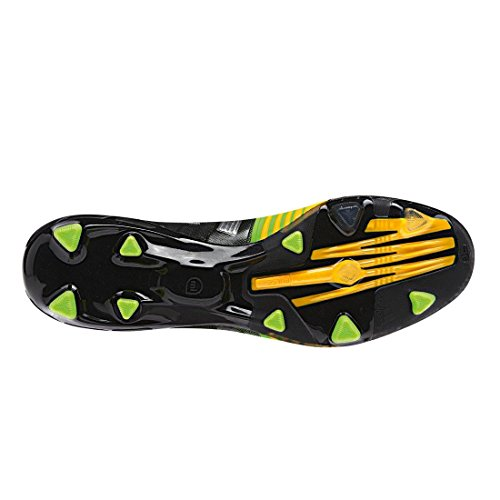 Adidas Nitrocharge 1.0 FG Herren Fußballschuhe Black
