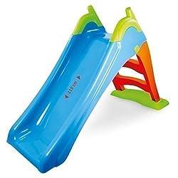 Mochtoys 5900747008022 Stabile Kleinkinderrutsche für Kinder ab 2 Jahre