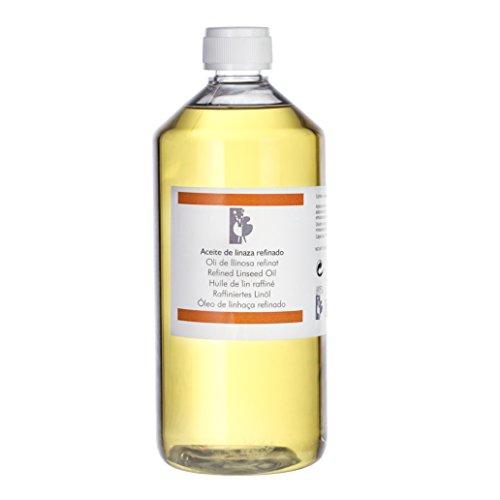 Lienzos Levante 0310144001 - Verfeinertes Leinöl, 1000 ml Flasche