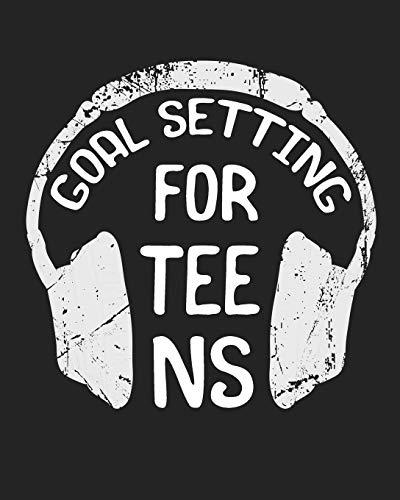 Goal Setting For Teens: Goal Setting Notebooks V14 por Dartan Creations