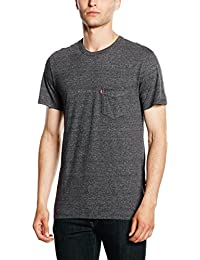 Levi's Herren T-Shirt Ss Sunset Pocket Tee