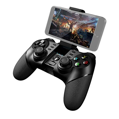 iPega PG-9077 Bluetooth Drahtlose Gamepad / Bluetooth Game Controller / Gamepad / Joystick für Win XP Win7 8 TV Box Tablet PC (Bluetooth Version) -
