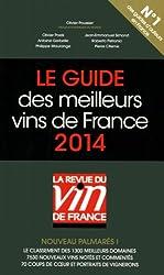 LE GUIDE DES MEILLEURS VINS DE FRANCE 2014