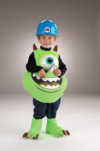 Kostüm Monsters Inc. Mike -