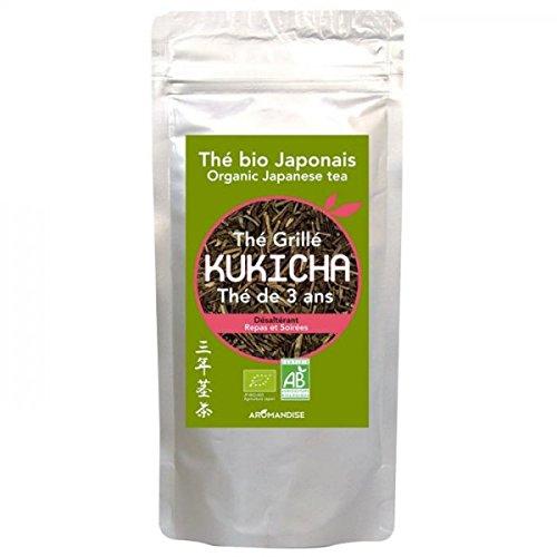 Japanische Bio-Tee Kukicha – 120 g