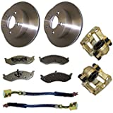 Complete Front Brake RBS Kit / 1 piece cast type