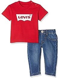 Levi's Baby Boys' Tee+Pant Clothing Set