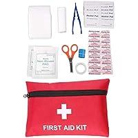 ojofischer 1pc 12Types Camping Notüberlebens Werkzeuge Alle in Einem Werkzeug Erste-Hilfe-Kit Premium Matreial preisvergleich bei billige-tabletten.eu