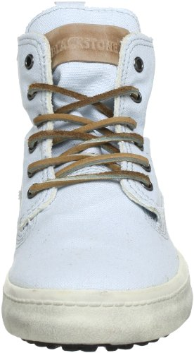 Blackstone CANVAS FL86, Sneaker donna Bianco (Weiß (Down Blue))