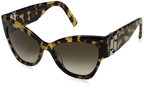 Marc Jacobs Damen MARC 109/S CC O2V 54 Sonnenbrille, Glitter Hvna/Brown Sf,