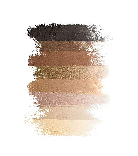 Max Factor Masterpiece Nude Palette Contouring Eye Shadows, 6.5 g, 2 Golden Nudes