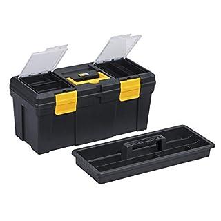 Allit 476160 Werkzeugkoffer schwarz, gelb