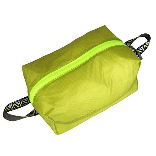 HSL ultra light wasserdichte Tasche schuhe lagerung Tasche fur reisen, kajak fahren, schwimmen, grune, xl