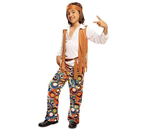 My-Other-Me-Disfraz-de-Hippie-para-nios-talla-3-4-aos-Viving-Costumes-MOM00504