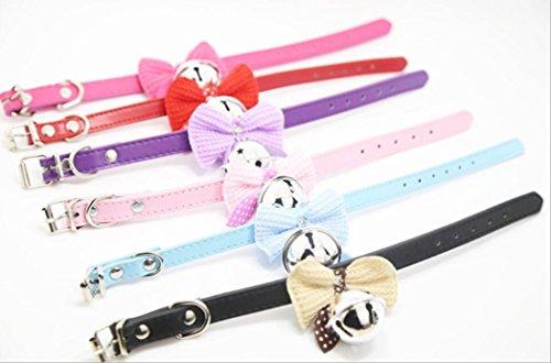 igemy-1-stuck-kawaii-solid-color-leder-und-glocken-haustier-halsbander-justierbare-haustiere-halsban