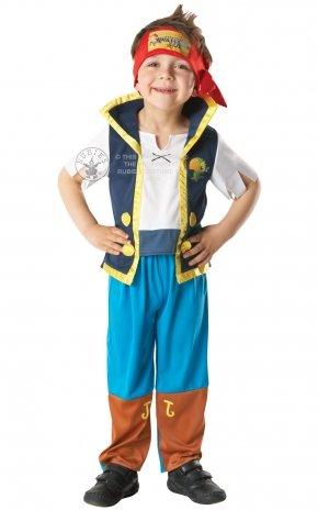 Kinder Jungen Jake der Pirat Kostüm für Buccaneer Fancy Kleid UK 5–6Jahre Höhe: 116cm Brust: 57.5cm Taille: 52Medium