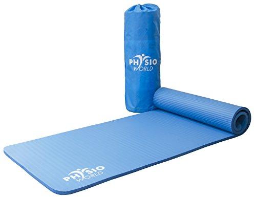 PhysioWorld - Esterillas de deporte, colchoneta de fitness / entrenami