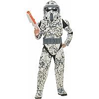 Rubies Costumes 197181 Tama-o Star Wars Clone Wars Deluxe Arf Trooper  Costume Ni- e78c31094370