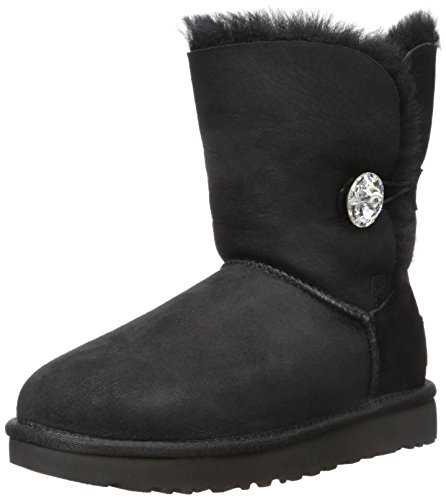 ugg-chaussures-bailey-button-bling-1016553-black-taille38