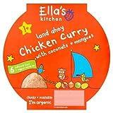 Ella's Kitchen Little Big Meal Chicken Curry Stage 4200g
