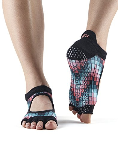 Toesox Bellarina Half Toe Grip Socks