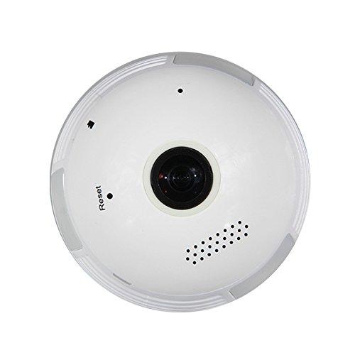 Cmara-Bombilla-HD-360–Hd-WiFi-P2P-IR-960p-gestibile-de-APP-Android-iOS