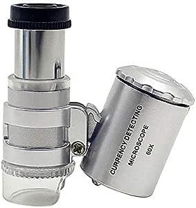 Mini Mikroskop 420grow 60 Fache Vergrößerung Für Elektronik