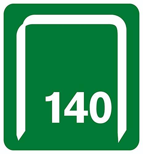 Rapid, 5000052, Agrafeuse Pneumatique, Facile d'utilisation, Airtac, PS111