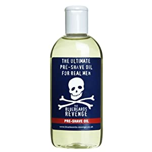 The Bluebeards Revenge Pre Shave Oil Pump Dispenser 125ml