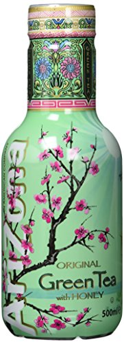 Arizona Green Tea, 6er Pack (6 x 500 ml)