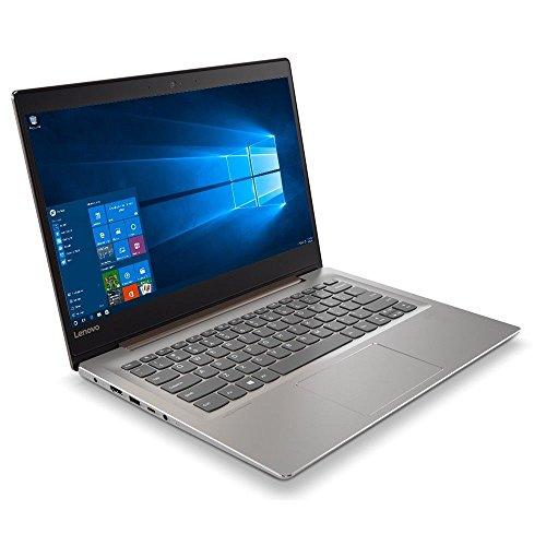 Lenovo IdeaPad 520s - 14-inch Laptop Intel Core i3-7100U 2.40 GHz Processor, 8GB RAM, 128GB SSD , Full HD Display (1920 x 1080 Resolution), Backlit Keyboard, Harman Kardon Speakers, Windows 10 Home - 80X200AHUK