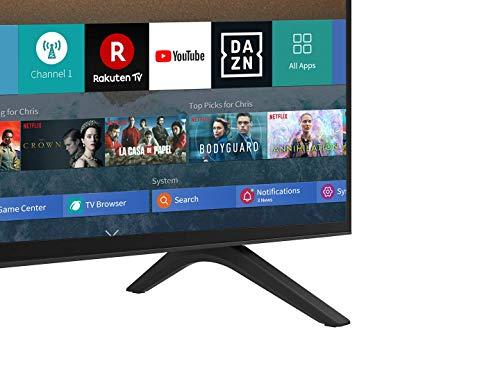 41ROYuwIH6L - Hisense H50BE7000 - Smart TV 50' 4K Ultra HD, 3 HDMI, 2 USB, Salida óptica y de Auriculares, WiFi, HDR, Dolby DTS, Procesador Quad Core, Smart TV VIDAA U 3.0 con IA