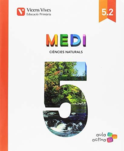 Medi 5.2 Natural (aula Activa) Area - 9788468233048