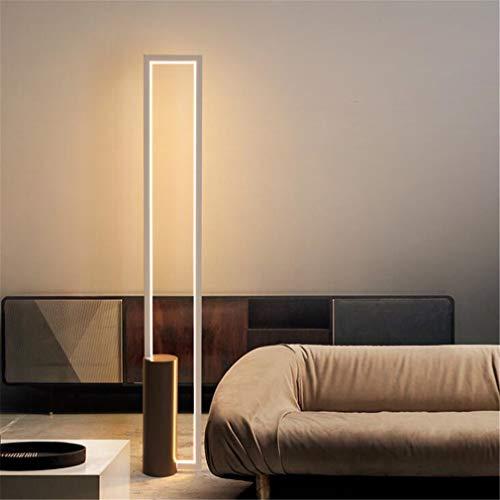 AILEYOU LED-Stehlampen, Schutzauge, Das Helle Schlafzimmer-Studien-rechteckige Stehende Lampen Verdunkelt, Beleuchtung Für Das Entspannen, Das Lesen Und Das Arbeiten White Light - Standard Stehlampe Deckenfluter Ist
