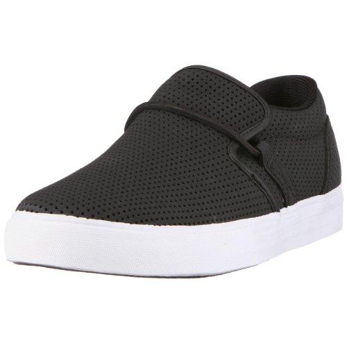 Supra S29019 Cuban 1.5, Herren Sneaker Schwarz (Tuf Black Perf)