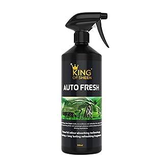 King of Glanz Auto Fresh, Auto Lufterfrischer & Duft und Geruchsvernichter