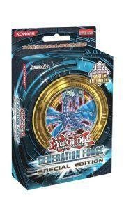 Yu-Gi-Oh! Generation Force Special Edition (Vorbestellung: EVT: 15.09.11)