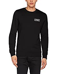 JACK & JONES Herren Sweatshirt Jcoleonard Sweat Crew Neck
