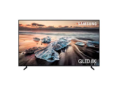 Samsung QE 75Q900R - Smart TV 75' QLED 8K, 7680x4320, HDR 4000, Full ARR