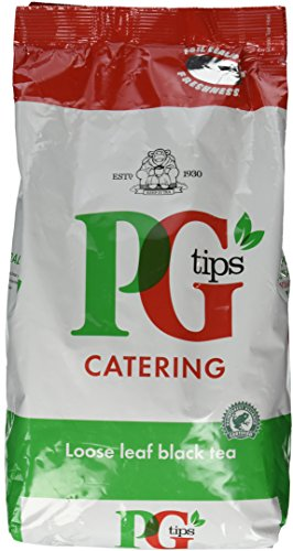 PG tips Loose Leaf Black Tea, 1.5kg (480 Servings)