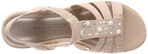 Marco Tozzi 28305, Sandali con Cinturino Alla Caviglia Donna Rosa (Rose)
