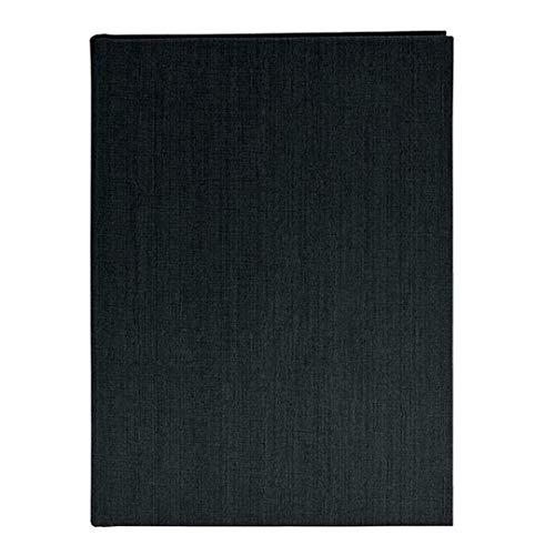 Goldbuch Skizzenbuch, Linum, A5, 116 chamoisfarbene Blankoseiten, 15 x 21,5 cm, Fadengeheftet, Mit...