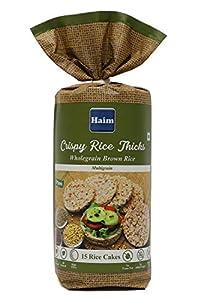 Haim Multigrain Brown Rice Cakes (Pack of 4)