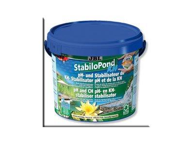 JBL 27320 pH-KH Stabilisator für Gartenteiche, StabiloPond, 5 kg