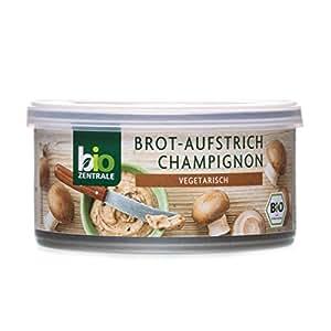 biozentrale Brotaufstrich Champignon, 125 g: Amazon.de
