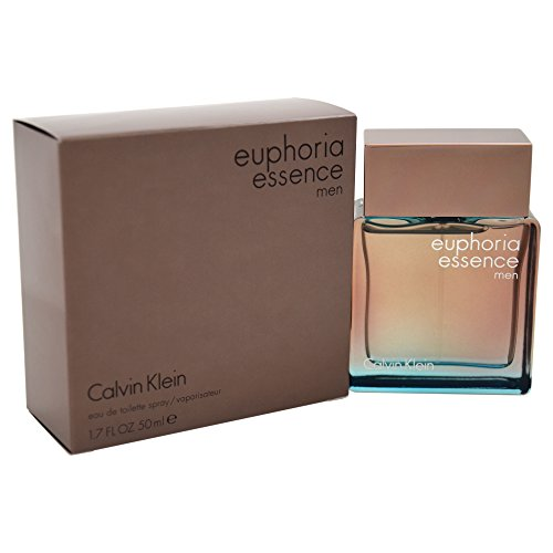 Calvin Klein Euphoria Essence Men, Eau de Toilette, 1er Pack (1 x 50 ml)