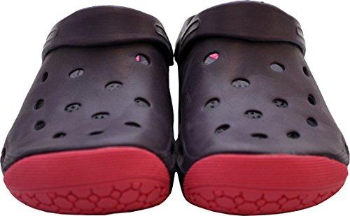 A&H Footwearwomenseva - Zoccoli da ragazza' donna Purple